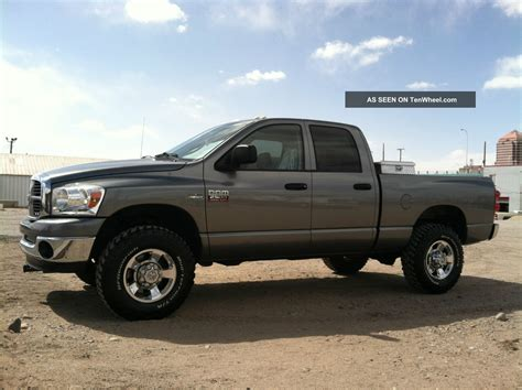 how to fix cars 2007 dodge ram 2500 engine control 2007 dodge ram pickup 2500 information and photos momentcar