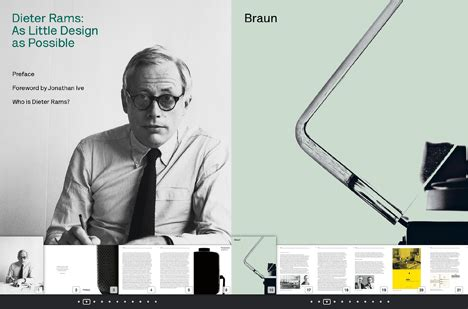 dieter rams as little five copies of new dieter rams monograph to be won