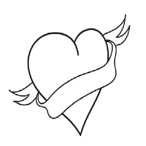 Broken Heart Coloring Pages Clipart Best Broken Coloring Pages