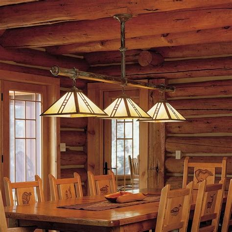 Rustic Dining Room Lighting Verdigris Three Light Chandelier Lights Rustic Dining Room Brass Light Gallery
