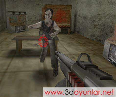 3d oyunlar 3d korku metro istasyonu zombileri oyunu korku oyunları oyna 3d