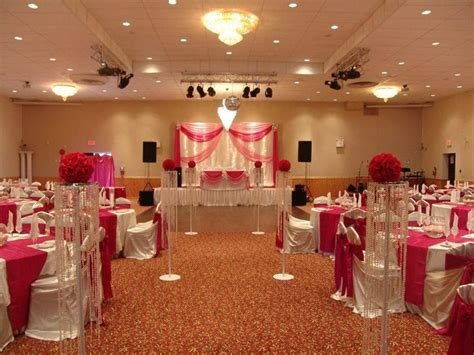 Hall Decoration Ideas by Luxurious Wedding Receptions Hall Decoration Ideas