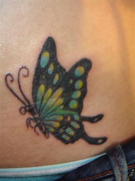 butterfly tattoos designs on hip bodypainting and tattoos hip tattoos