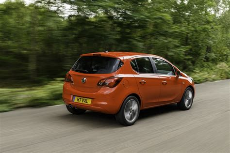 vauxhall unveils all new 2015 corsa gm authority