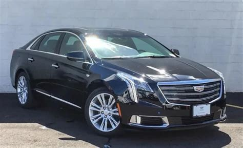 cadillac xts premium luxury colors  price