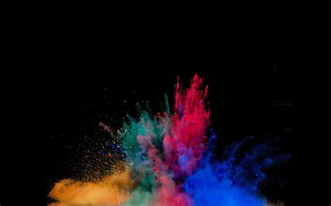 wallpaper you can color colorful powder explosion the best wallpaper backgrounds