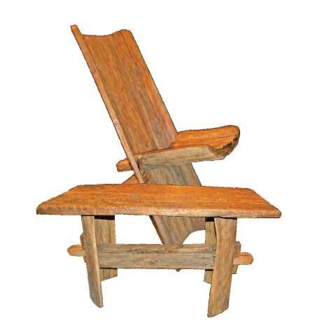 Kursi Kayu Pangkas Rambut furnitur gembol dan kayu jati bekas