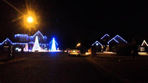 christmas lights in conway ar lights tony cir conway arkansas 2014