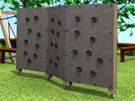 backyard climbing wall for kids the gallery for gt outdoor climbing wall for kids