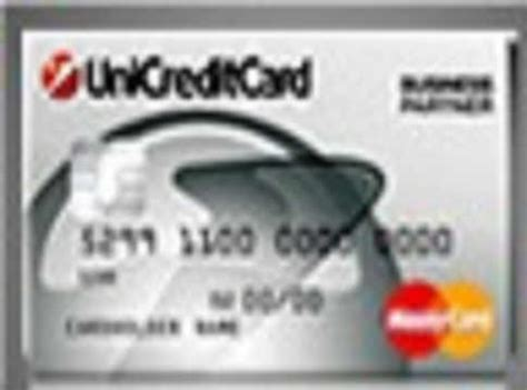 multicanale unicredit imprese unicredit ecco le unicredit card business