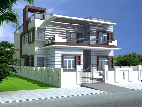 duplex house 6 bedrooms duplex house design in 390m2 13m x 30m