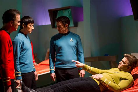 star trek fan films fan film review star trek continues the white iris