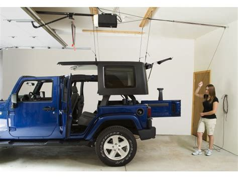 Jeep Top Lift The World S Catalog Of Ideas