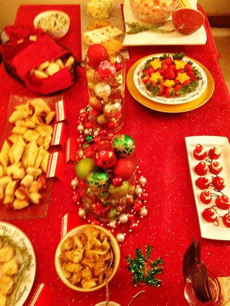 images of christmas party food christmas party food holidays pinterest