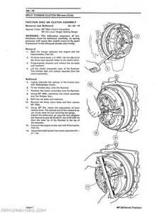 massey ferguson mf230 mf240 mf250 mf253 mf270 mf290 mf298 service manual 80 ebay
