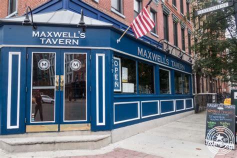 maxwells tavern maxwell s tavern in hoboken nj i just want to eat