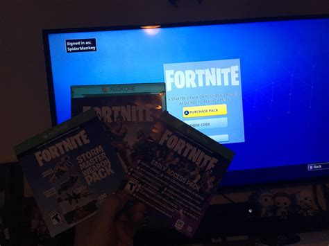 fortnite disc fortnite on quot how do you show your for