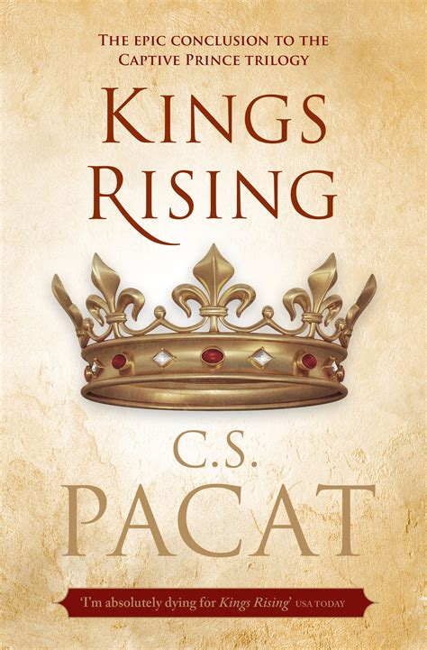 the king s crown is books book review rising captive prince 3 by c s