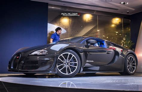 bugatti veyron supersport edition merveilleux bugatti veyron super sport merveilleux edition in hong