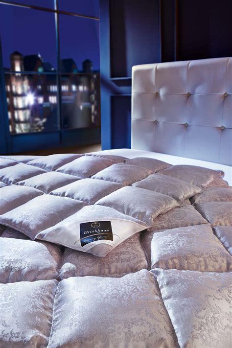 Couette Duvet Eider by Luxury Lifestyle Duvet Et Plumettes Brinkhaus Gmbh