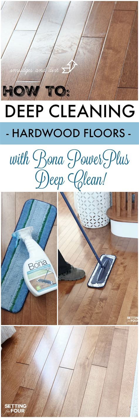 how to deep clean deep cleaning your hardwood floors setting for four