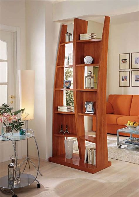 house divider design furniture beautiful wooden divider design with shelves and bookcase inspiring