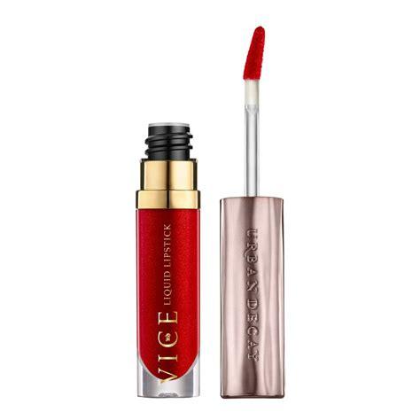 Decay Vice Lipstick decay vice liquid lipstick swatches popsugar