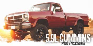 dodge 5 9l cummins parts 1989 1993 xdp