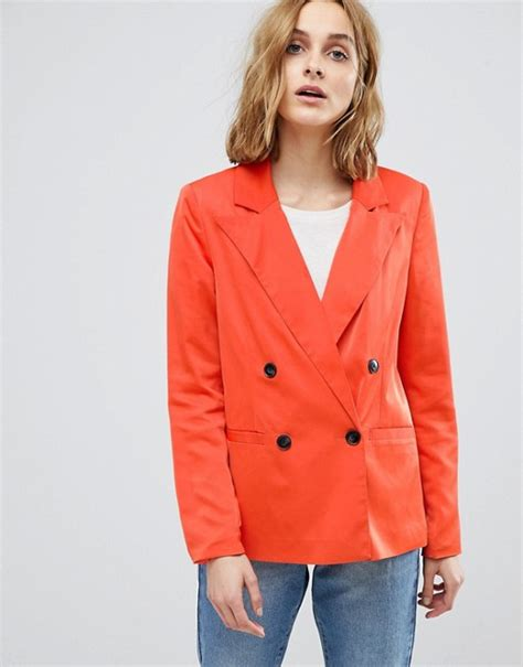 Power Blazer Vero Moda vero moda vero moda 80 s blazer with shoulder pads