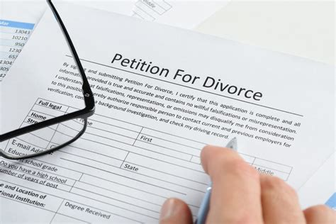 Files For Divorce by How To File For Divorce In 4 Easy Steps Step By Step Guide