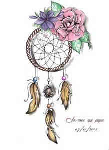 dreamcatcher la rose qui pique