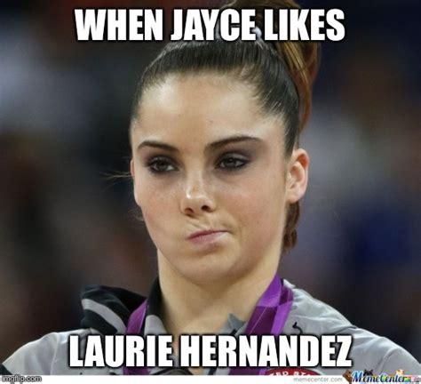 gymnast meme imgflip