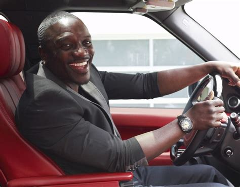 Rapper Akon Has Three by Rapper Akon To Buy 50 Of Service