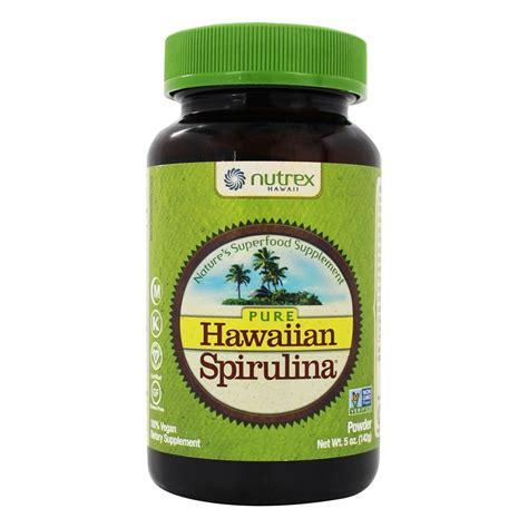 Spirulina Pacifica Detox by Buy Nutrex Hawaii Hawaiian Spirulina Pacifica