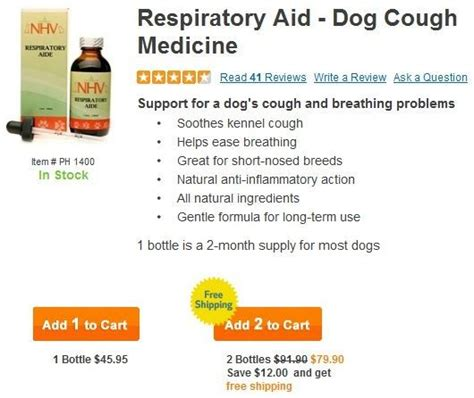 kennel cough remedy pet pictures