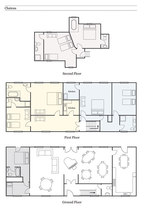bed and breakfast floor plans bed breakfast floor plans over 5000 house plans