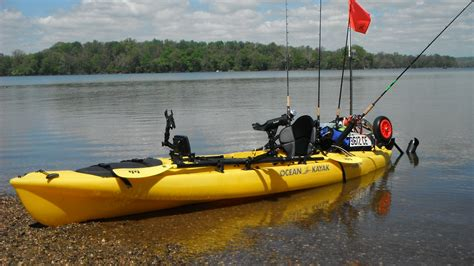 motor kayaks for sale fs kayak big prowler with bass yaks trolling