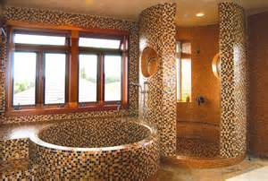 Glass Tile Ideas For Small Bathrooms by Luxury Exotic Tiles For A Beautiful Bathroom Modern Home