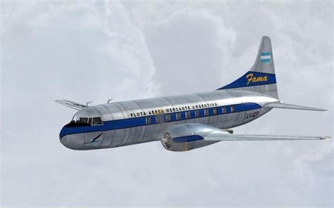 batik air flight simulator x fs2004 fama convair cv240 by j r bezzato fsx add ons