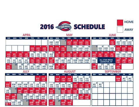 boston sox 2016 schedule printable calendar template