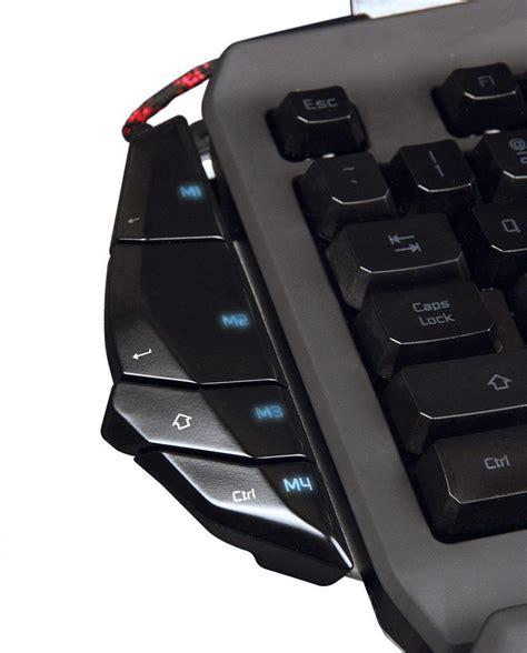 Pc Mcz S T R I K E 3 K mad catz unveils s t r i k e 7 keyboard gaming nexus