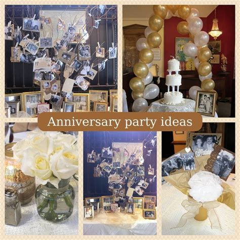 Wedding Anniversary Celebration Ideas For Parents by Pin By Sharla Zuroff On 60th Anniversary Ideas
