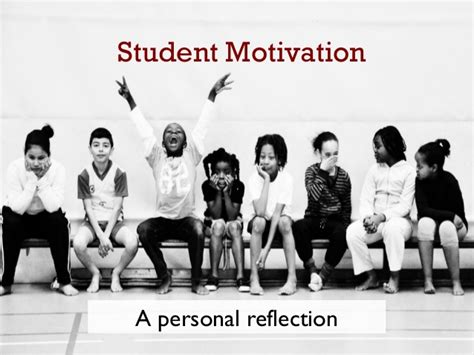 Student Email Search Student Motivation A Personal Reflection
