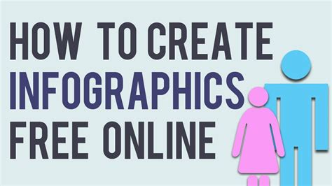 how to create a how to create infographics free online make infographics without photoshop youtube