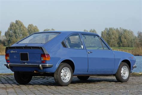 Alfa Romeo Alfasud by Alfa Romeo Alfasud Ti 1974 Classicargarage De