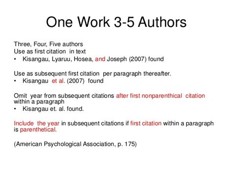 text citations  ed
