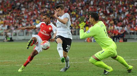 arsenal everton highlights arsenal 3 1 everton match report highlights