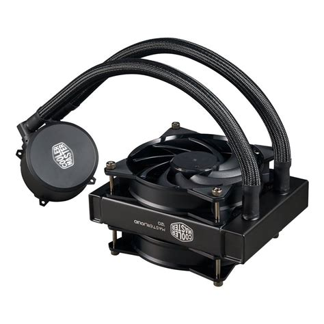 Cooler Master Liquid Pro 120 coolermaster masterliquid 120 cpu liquid cooler 120mm