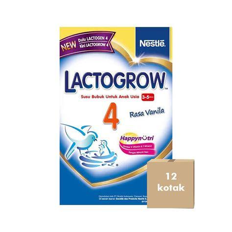 Lactogrow 4 750gr jual prosehat