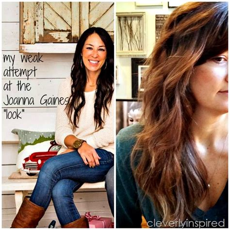 joanna gaines hair how to get joanna gaines hair pinterest the world s